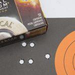 Angstadt Jack 9 pistol target