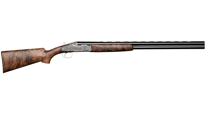 Beretta SL3 Premium Over & Under shotgun renaissance style right profile