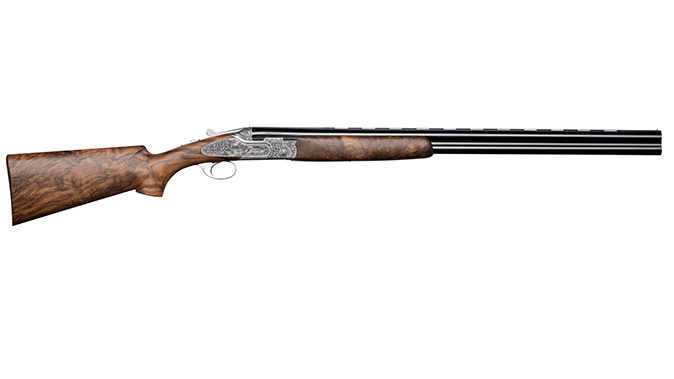 Beretta SL3 Premium Over & Under shotgun game scene right profile