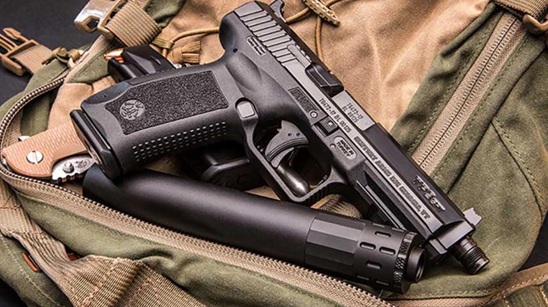 canik tp9sft pistol