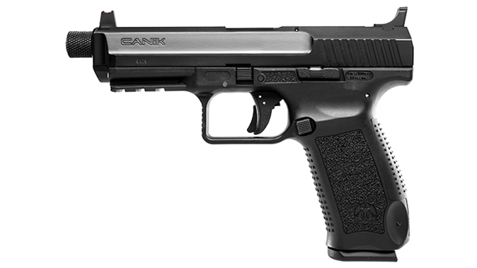 Canik TP9SFT pistol left profile