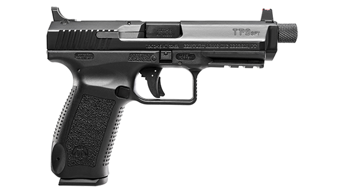 Canik TP9SFT pistol right profile