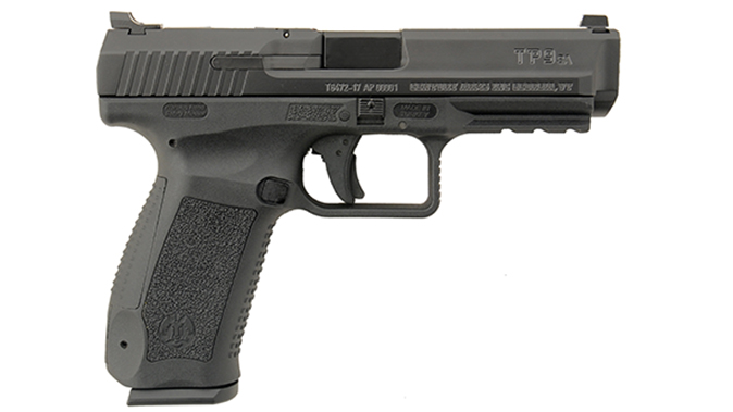 Canik TP9SA Mod.2 pistol black right profile