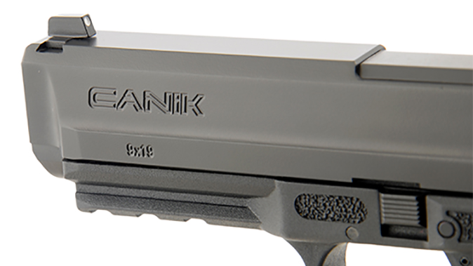 Canik TP9SA Mod.2 pistol sight