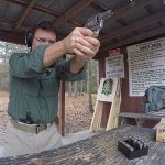 charter arms boomer revolver shooting