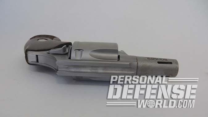 charter arms boomer revolver barrel