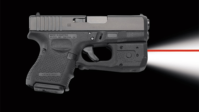 Crimson Trace Unveils Laserguard Pro Models for Subcompact Glocks