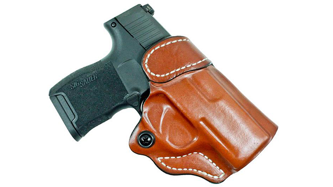 DeSantis Gunhide Releases 20 New Sig P365 Holsters