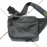 fanny pack ground