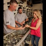 first handgun gun shop