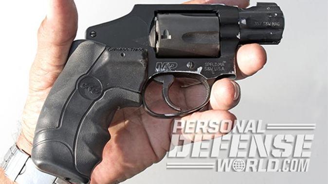 first handgun revolver