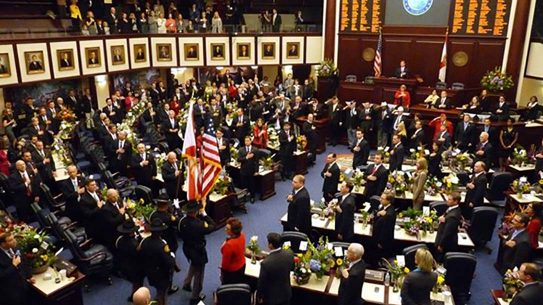 florida bill SB 7026 guns house senate