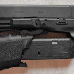 full conceal folding glock left profile
