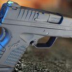 Gun Pro Delta 1 Sight springfield xd pistol