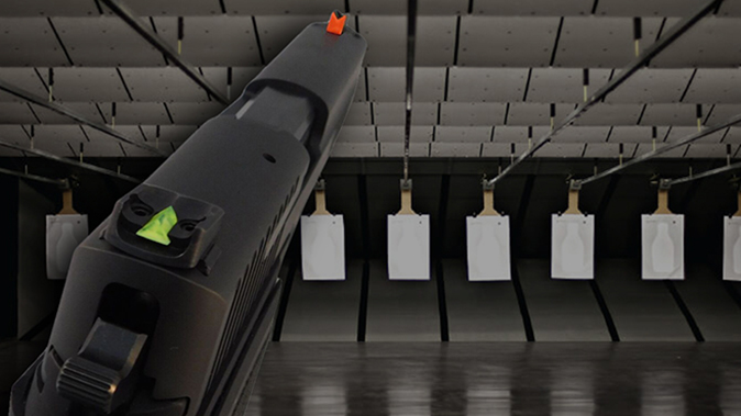 Gun Pro Delta 1 Sight sig sauer pistol