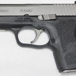 kahr pm9 pistol left profile
