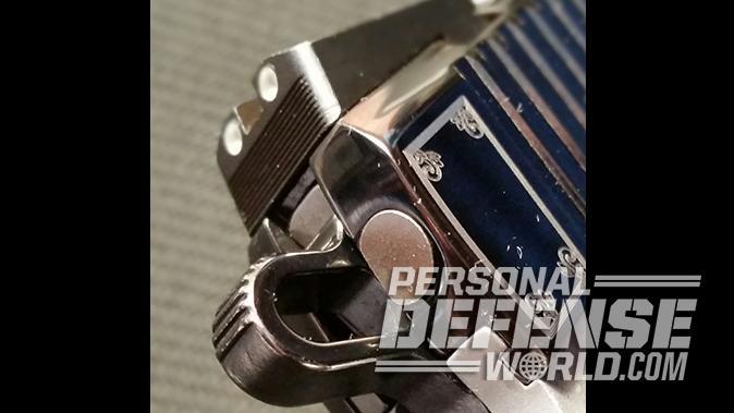 Kimber Onyx Ultra II pistol hammer