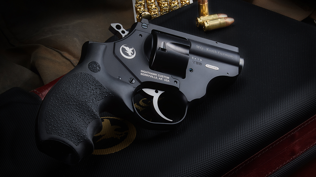 nighthawk korth sky hawk revolver beauty