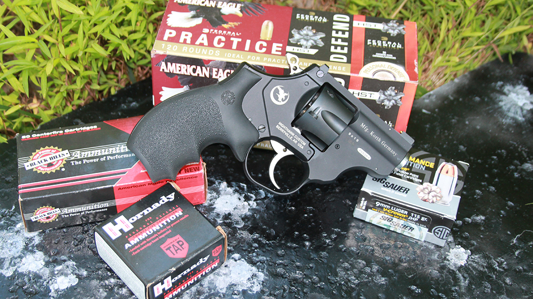 nighthawk korth sky hawk revolver ammo