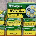 remington outdoor company Remington Performance Wheelgun ammo