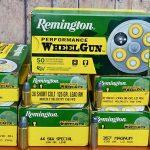 remington performance wheelgun ammo lineup