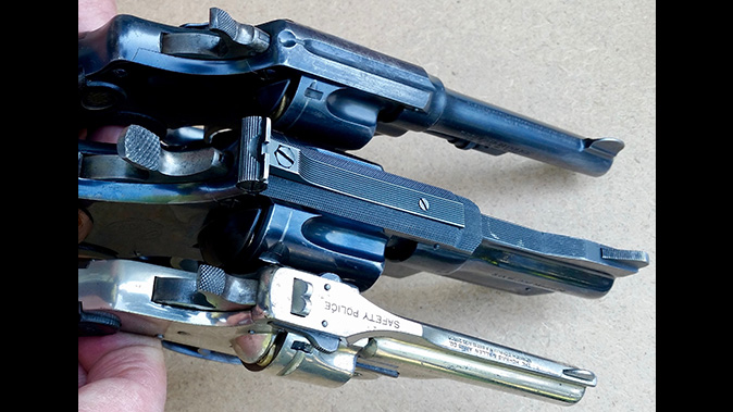 remington performance wheelgun ammo vintage revolvers