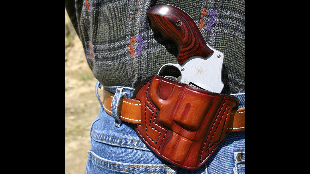 Double-Action Wisdom: Why Your Revolver Hammer Should Be Down