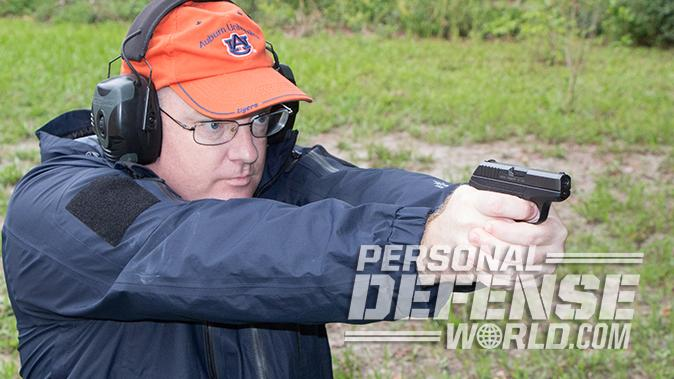 Ruger LCP pistol test