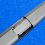 Ruger LCP pistol slide