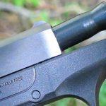 Ruger LCP pistol barrel