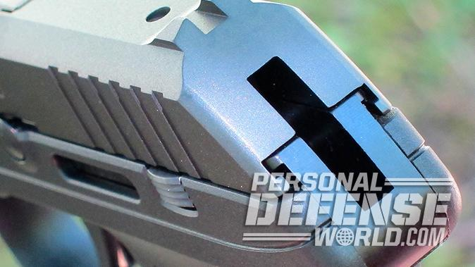 Ruger LCP pistol hammer