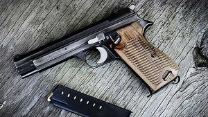 kriss usa Edelweiss arms sig p210 pistol