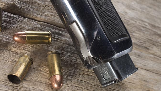savage 1907 pistol magazine release