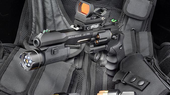 asg dan wesson umarex trr8 revolver