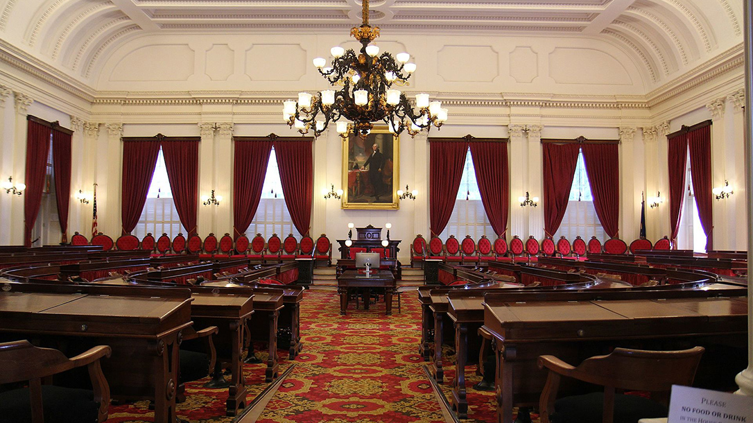 vermont gun bill house of representatives