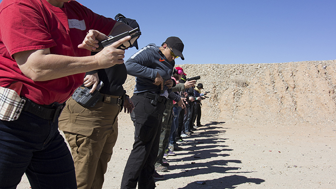carrying concealed training reloading