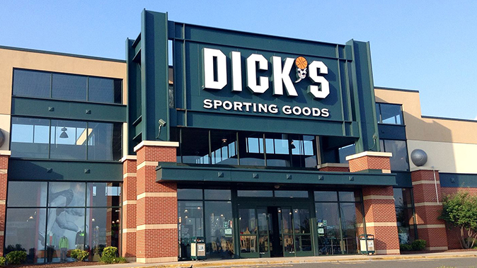 dick's sporting goods store gun policy