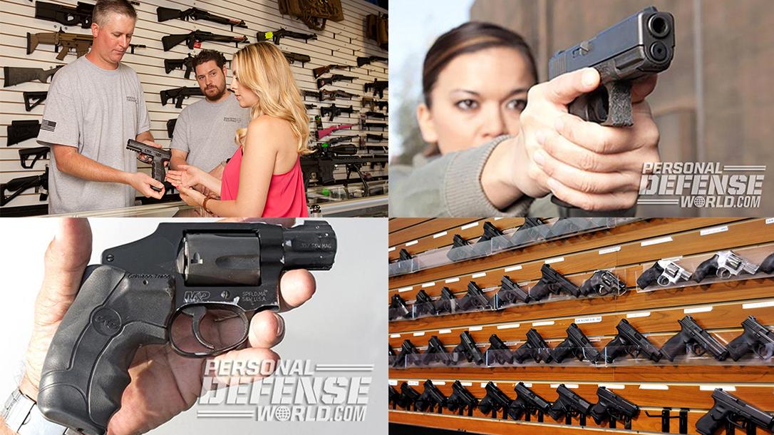 first handgun buying tips
