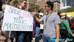 nuance bro gun control rally youtube