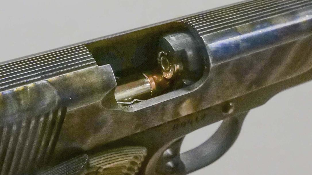 Pistol Malfunctions doublefeed
