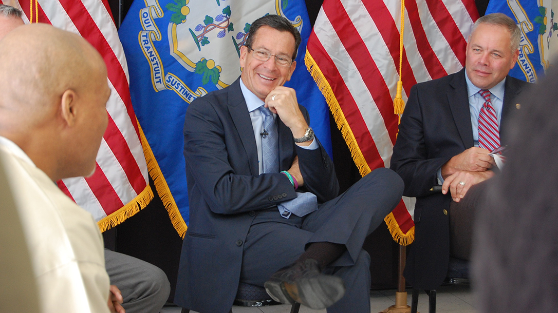 Connecticut Governor Dannel Malloy NRA terrorists