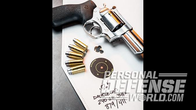 ruger gp100 review revolver target