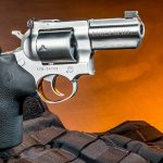 ruger gp100 review revolver right profile