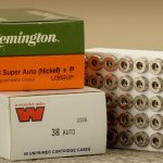 38 super handloading components remington winchester