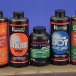 38 super handloading powders