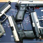 arex rex pistols