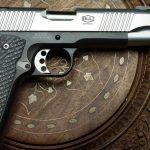 BUL 1911 Commander pistol