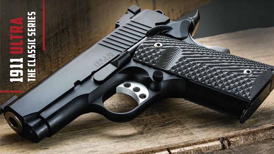 BUL 1911 Ultra pistol