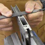 build a 1911 frame rails