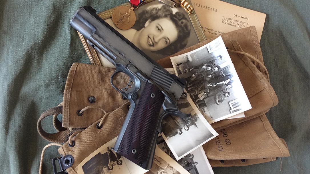 build a 1911 pistol beauty